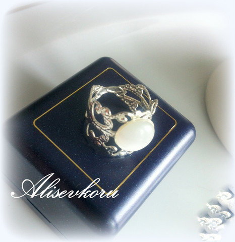 3240 Alise Design Filigraani sormus