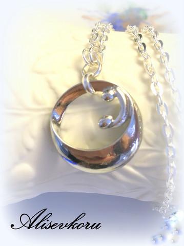 3395 Alise Design Pyöreä kaulakoru äiti/lapsi VALITSE PITUUS
