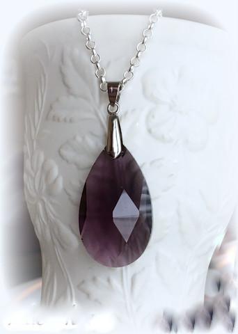 4013 Alise Design Kristalli pisarariipus