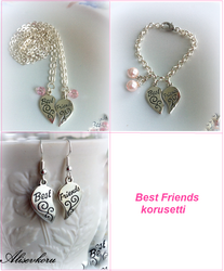 3348 Alise Design - Best Friends korusetti