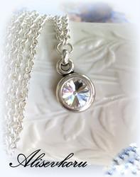 3390 Alise Design - Swarovski kristalliriipus