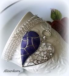 3704 Alise Design Kaulakoru swarowski kristallein