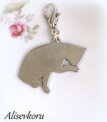 3874 Alise Design Tunnuslaatta eläimen pantaan/hihnaan