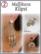 4145 Alise Design Ovaali/pari ruskeat korvakorut