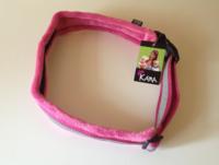 Kana Collection Pinsu-y-valjaat RINTAREMMI XL 77-91 pinkki