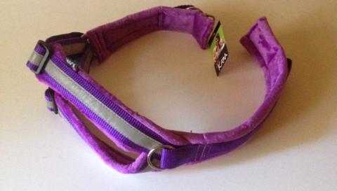 Kana Collection Pinsu-y-valjaat RUNKO-OSA XL 60-80 violetti