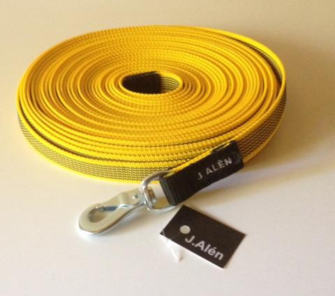 Jalen grip 20 mm koulutusliina  10 m keltainen