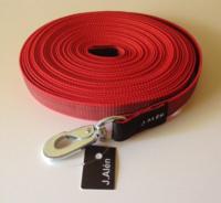 Jalen grip  25 mm koulutusliina 10m punainen