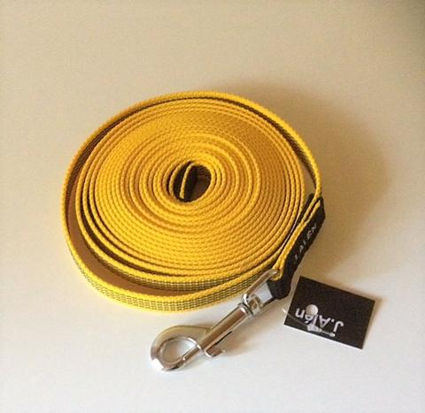 Jalen grip 15 mm koulutusliina 5 m keltainen