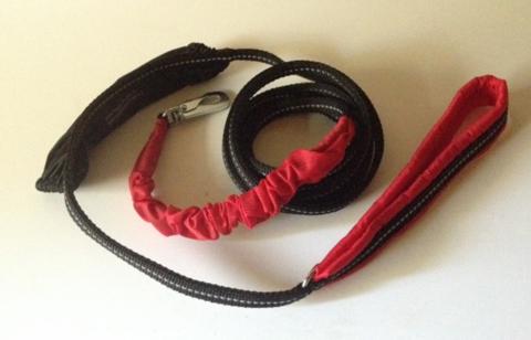 Happy Dog talutin  intergroitu joustinpala 3 m/1cm