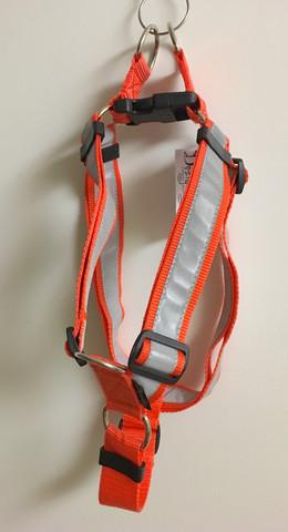 Designdog Step-in valjaat L-XL 30 mm oranssi