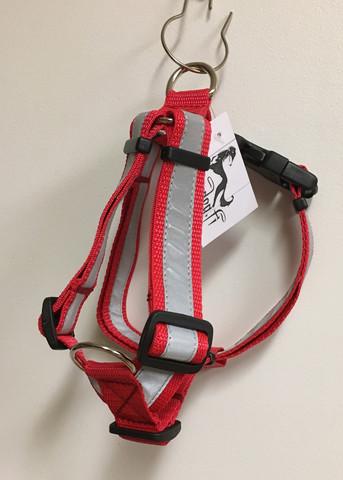 Designdog y-valjas M punainen