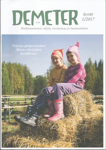 Demeter-lehti vuosikerta