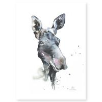 Ester Visual: Hirvi 50x70 cm
