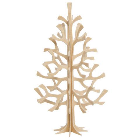 Lovi Kuusi 25 cm luonnonvärinen puu