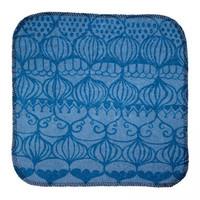 Kierti hamppuinen tiskirätti/siivousliina Sipulikupoli, sininen