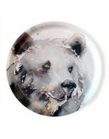 Ester Visual: Karhu tarjotin, halkaisija 35 cm