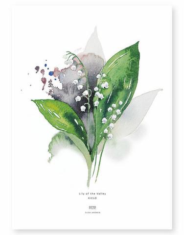 Ester Visual: Kielo 50x70 cm