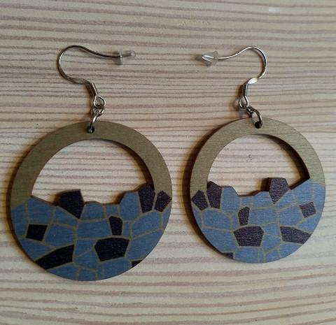 ILoLLA Louhi-korvakorut, sininen
