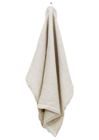 Terva-pyyhe 85 x 180 cm, valko-pellava