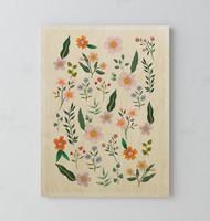 Iisa Mönttinen: Favourite Flowers 30x40 cm