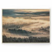 Tiina Törmänen: Summer Fog 02 40x30 cm