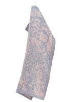 Villiyrtti -pyyhe 48x70 cm Mustikka-Kaneli