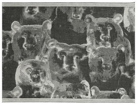 OTSO -laudeliina 46x60 cm