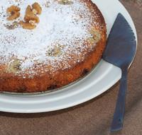 Latimeria  kakku-/piirasotin, ruostumaton teräs, uniikki velvet steel