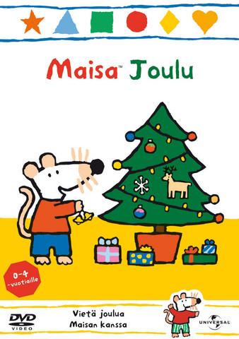 Maisa Joulu dvd