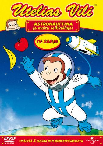 Utelias Vili: Astronauttina dvd