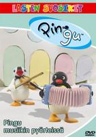 Pingu musiikin pyörteissä dvd