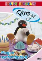 Pingun syntymäpäivä dvd