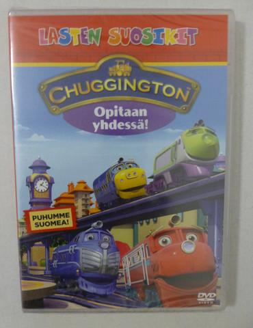 Chuggington Veturit: Opitaan yhdessä dvd