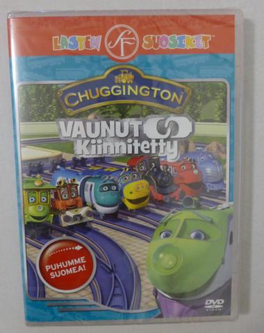 Chuggington Veturit: Vaunut kiinnitetty dvd
