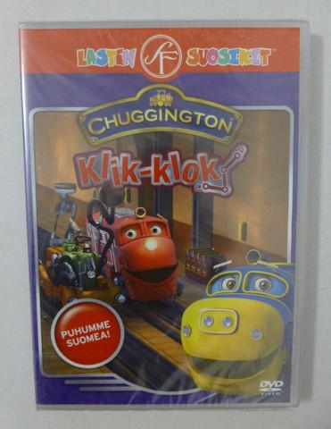 Chuggington Veturit: Klik-Klok dvd