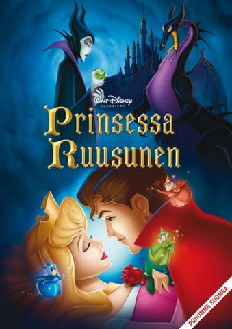 Prinsessa Ruusunen dvd, Disney Klassikko