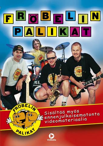 Fröbelin Palikat: Ensimmäinen julkaisu dvd