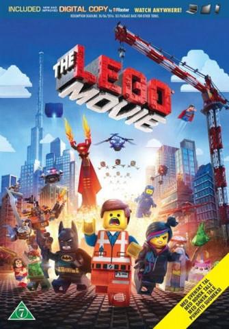 Lego Elokuva dvd