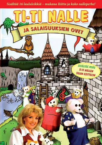 Ti-Ti Nalle ja Salaisuuksien ovet dvd