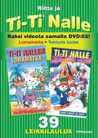 Ti-Ti Nallen Lomamatka + Tunturin tuulet kokoelma-dvd