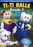 Ti-Ti Nalle: Karaoke 3 dvd