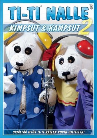 Ti-Ti Nalle: Kimpsut ja kampsut 2 dvd