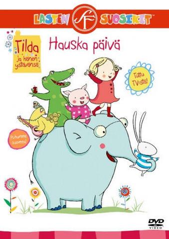 Tilda ja hänen ystävänsä: Hauska päivä dvd