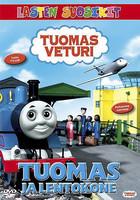 Tuomas Veturi: Tuomas ja lentokone dvd