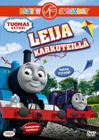 Tuomas Veturi: Leija karkuteillä dvd
