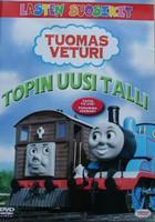 Tuomas Veturi: Topin uusi talli dvd
