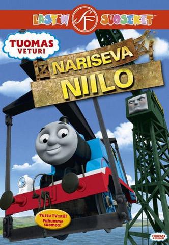 Tuomas Veturi: Nariseva Niilo dvd