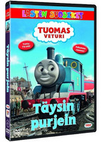Tuomas Veturi: Täysin purjein dvd
