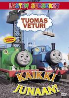 Tuomas Veturi: Kaikki junaan dvd